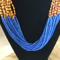 Other Vintage African Bead necklace Image 3