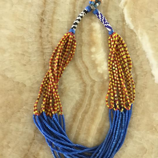 Other Vintage African Bead necklace Image 4