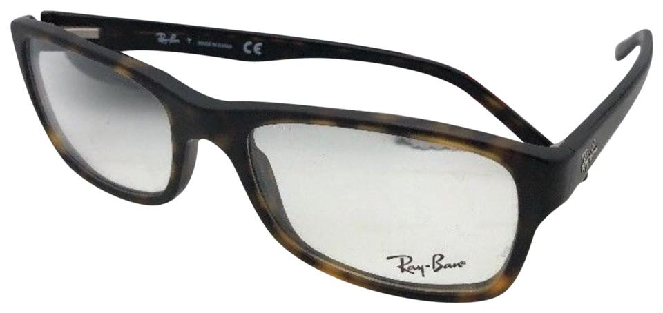 853e5b198198a Ray-Ban New Rx-able Rb 5268 5211 55-18 145 Matte Tortoise Frames ...