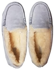 69dfbee1408 UGG Australia Icelandic Blue Women's Ansley Slipper Flats Size US 8 Regular  (M, B) 30% off retail