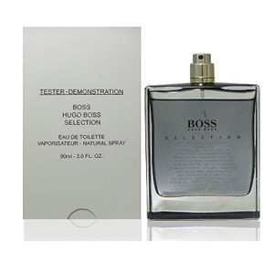 Hugo Boss BOSS SELECTION BY HUGO BOSS FOR MEN-EDT-3.0 OZ-90 ML-TESTER-UK