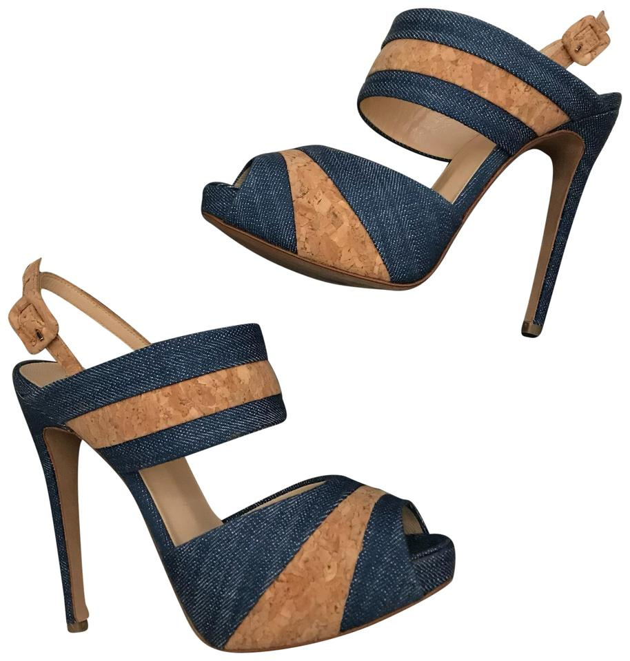 Alexandre Pumps Birman Blue Special Denim Pumps Alexandre Platforms f76e1e
