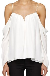 Nicole Miller Top white/Ivory