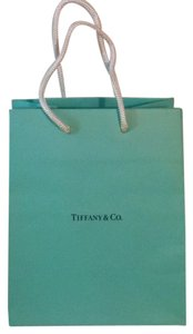 Tiffany Tiffany Paper Gift Bag 5x6x3