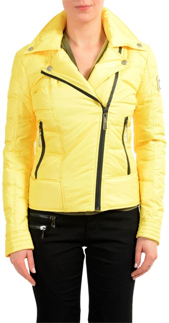 Item - Yellow V-wh-8523 Jacket Size 4 (S)