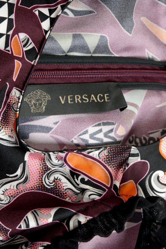 V Multi Short 8535 color Casual Dress Versace wfExqTq