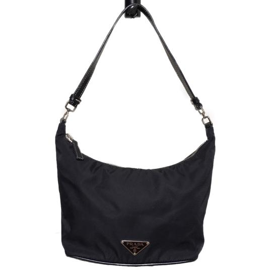 7d6a59a812e9 Prada Leather Baguette Bag | Stanford Center for Opportunity Policy ...
