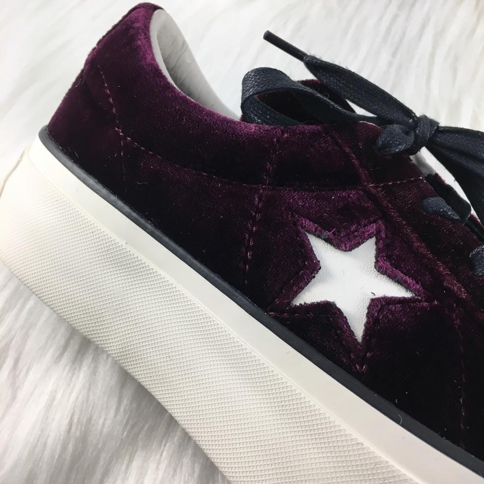 891e6228c74d Converse Women s One Star Velvet Sneakers. Style Color  558951c Platforms  Size US 8 Narrow (Aa