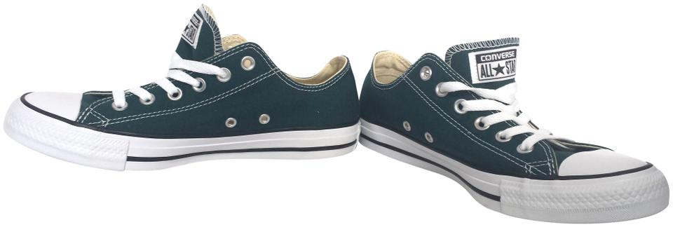 76170e56ab5e66 Converse Dark Atomic Teal Chuck Taylor All Star Low Top Sneakers ...