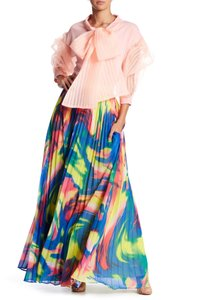 TOV Holy Maxi Skirt Multi Color