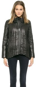 Helmut Lang Leather black Leather Jacket