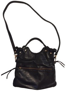 Pietro Alessandro Satchel in Black