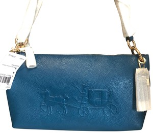 Coach Horse And Carriage Charley 33521 Cross Body Bag