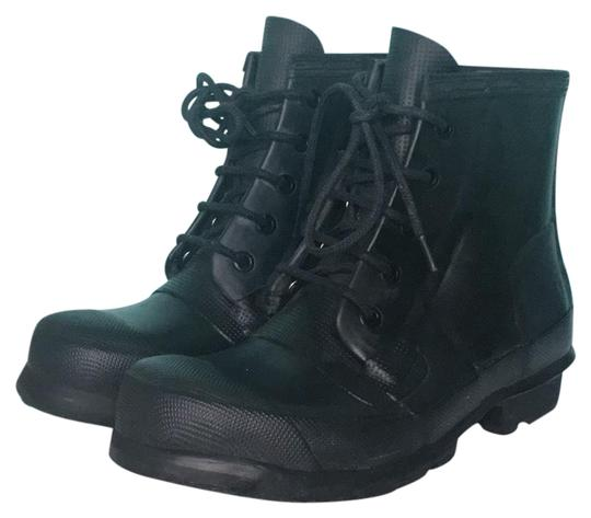 Hunter black Boots Image 0