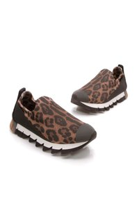 Dolce&Gabbana Leopard Athletic