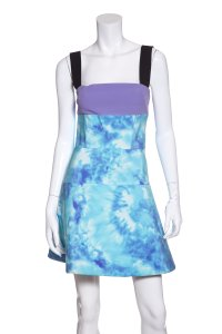 Fausto Puglisi short dress Tie Dye on Tradesy