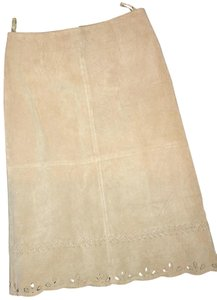 Scully Leather Western Suede Skirt
