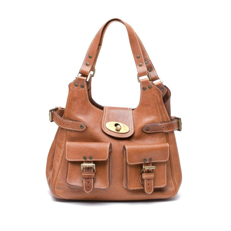 a30c8c7966 Mulberry Annie Brown Leather Shoulder Bag - Tradesy