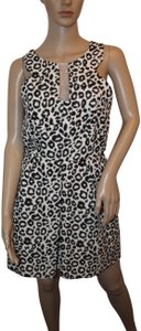 W118 by Walter Baker short dress Black and white on Tradesy