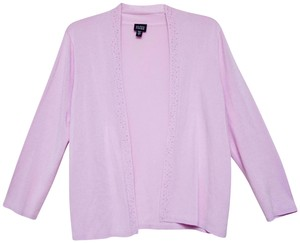 Eileen Fisher Beaded Pink Jacket