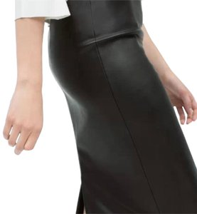 Barneys New York Maxi Skirt Black
