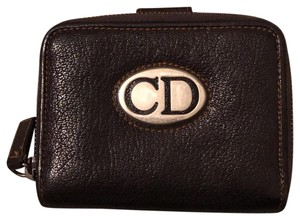 Dior christian dior leather wallet