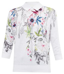 Ted Baker Kikka Passion Flower Cotton Sweater