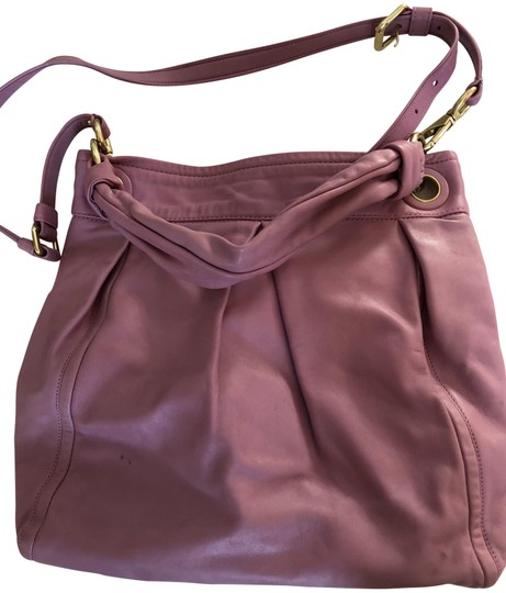 27e429d1b Coach Tote Crossbody Leather Pink Like-new Shoulder Bag Image 0 ...