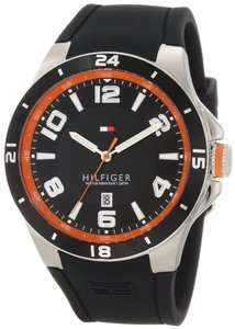 Tommy Hilfiger Tommy Hilfiger Male Casual/Dress Watch 1790861 Black Analog