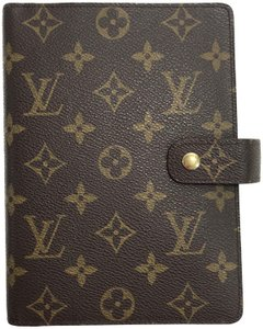 Louis Vuitton Luis Vuitton Monogram Agenda MM