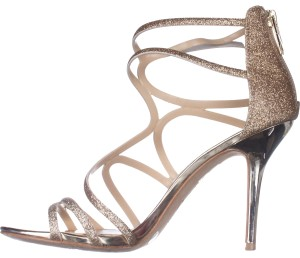 Imagine by Vince Camuto Gold Pumps