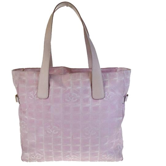 Chanel Made In Italy Tote in Pink Image 3