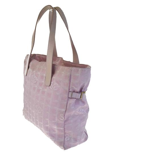 Chanel Made In Italy Tote in Pink Image 6