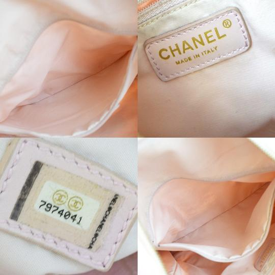 Chanel Made In Italy Tote in Pink Image 9