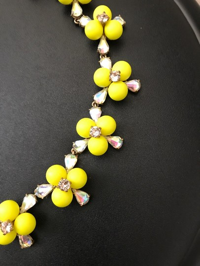 J.Crew J. CREW POP FLOWER NECKLACE. SOLD OUT!!!! Image 1