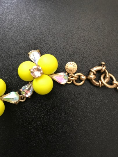 J.Crew J. CREW POP FLOWER NECKLACE. SOLD OUT!!!! Image 2