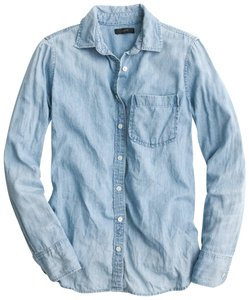 J.Crew Button Down Shirt Indigo
