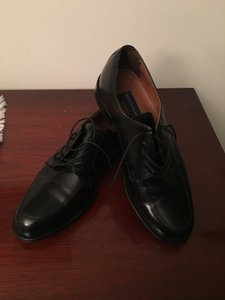 Bostonian Impression Black Classic Leather Shoes