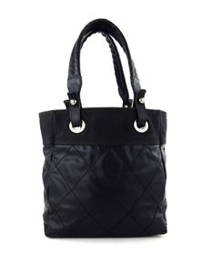 Chanel Quilted Cambon Purse Italy Shoulder Bag