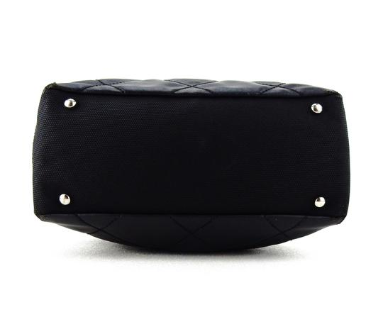 Chanel Quilted Cambon Purse Italy Shoulder Bag Image 9