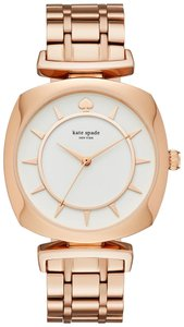 Kate Spade Brand new Kate Spade New York rose gold-tone barrow watch KSW1229