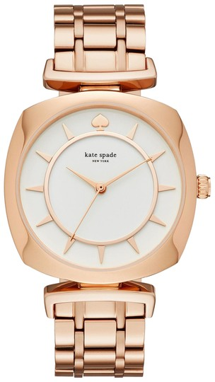 Preload https://img-static.tradesy.com/item/22876152/kate-spade-rose-gold-new-york-gold-tone-barrow-ksw1229-watch-0-4-540-540.jpg