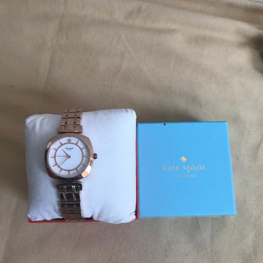 Kate Spade Brand new Kate Spade New York rose gold-tone barrow watch KSW1229 Image 1