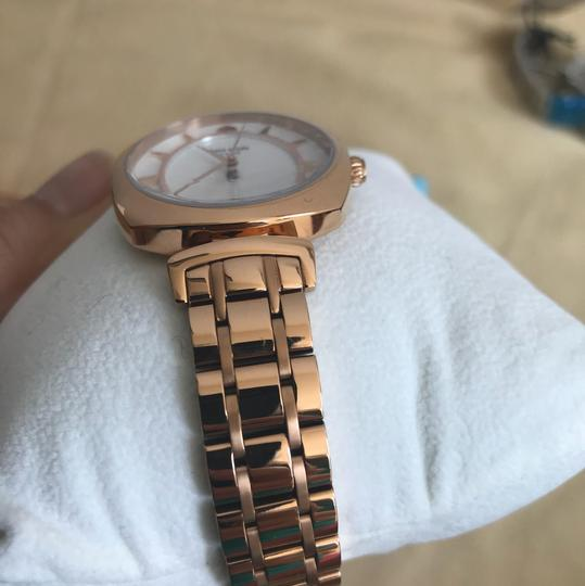 Kate Spade Brand new Kate Spade New York rose gold-tone barrow watch KSW1229 Image 11