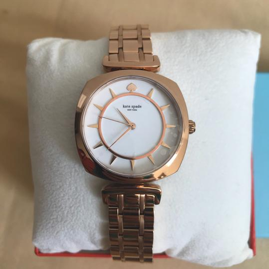 Kate Spade Brand new Kate Spade New York rose gold-tone barrow watch KSW1229 Image 2