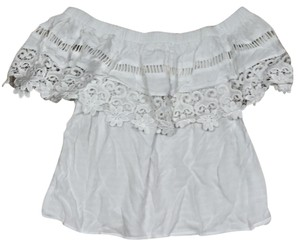 Allie Rose Top white