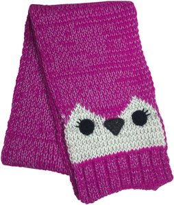 The Children's Place KIDS Owl Face Scarf