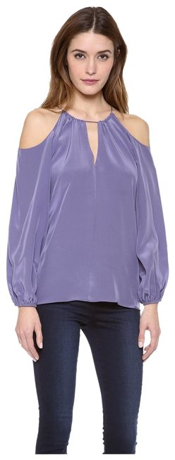 Preload https://img-static.tradesy.com/item/22876334/ramy-brook-candice-cold-shoulder-purple-top-0-4-650-650.jpg