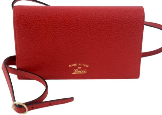 Gucci Leather 368231 Cross Body Bag Image 10