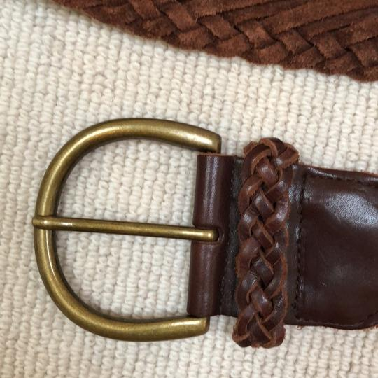Abercrombie & Fitch braided belt Image 1